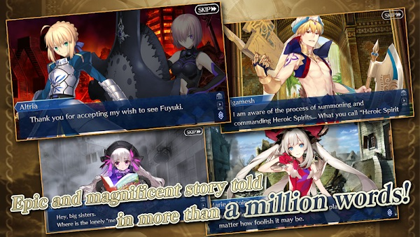 fate grand order english apk