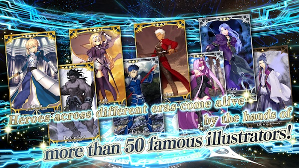 fate grand order in english
