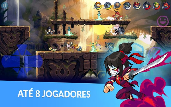 Brawlhalla Mobile APK 5.06.1.1 Download for Android 2021