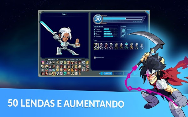 Brawlhalla Mobile APK 5.06.1.1 Download for Android