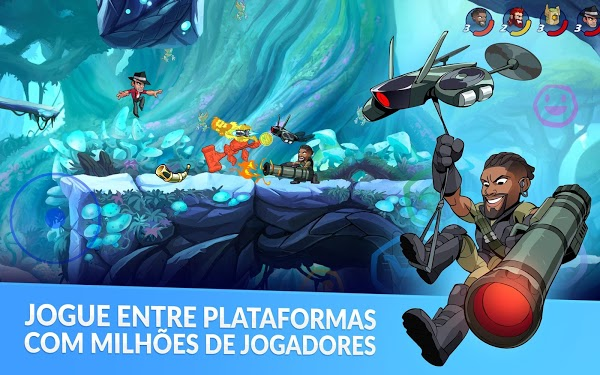 Brawlhalla Mobile APK Download for Android 2021