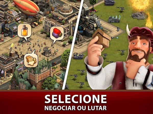 Forge of Empires Free Download 2021