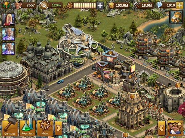 Forge of Empires Mod APK Free Download 2021