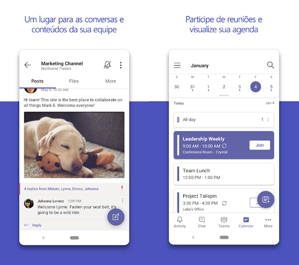 Microsoft Teams APK 1416 Download for Android 2021