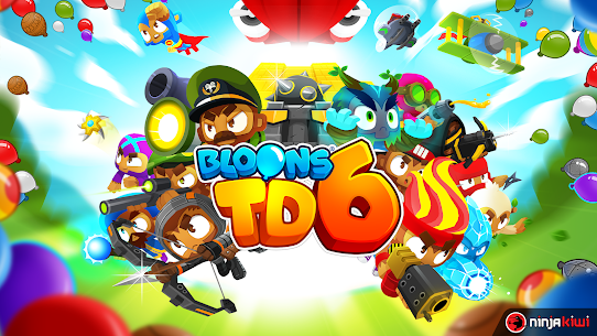 bloons td 6 mod apk unlimited everything