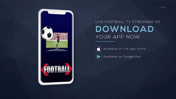 download live football tv streaming hd for android