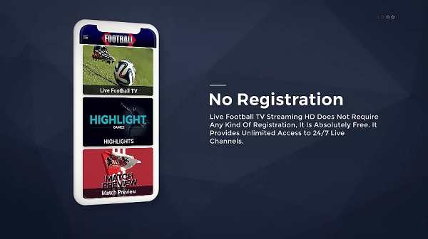 live football tv streaming hd updated apk