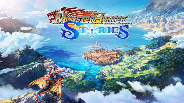 monster hunter stories apk android