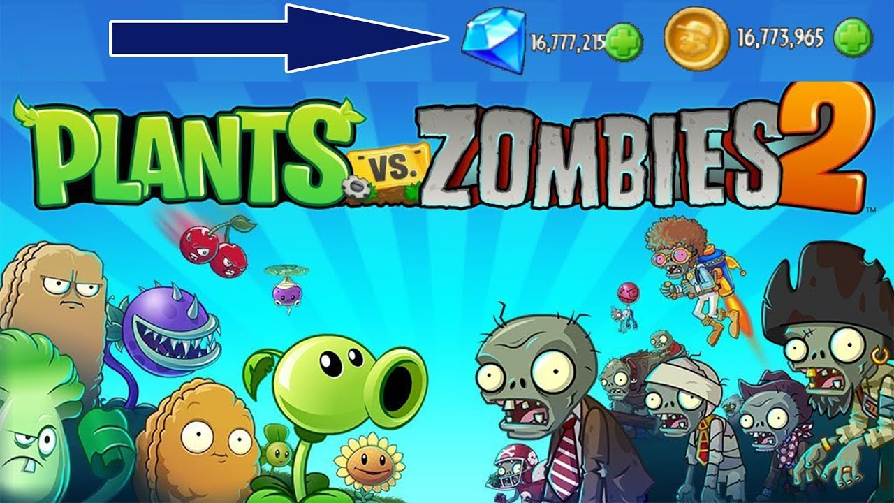 Download Plant VS Zombie 2 Free Download for Android