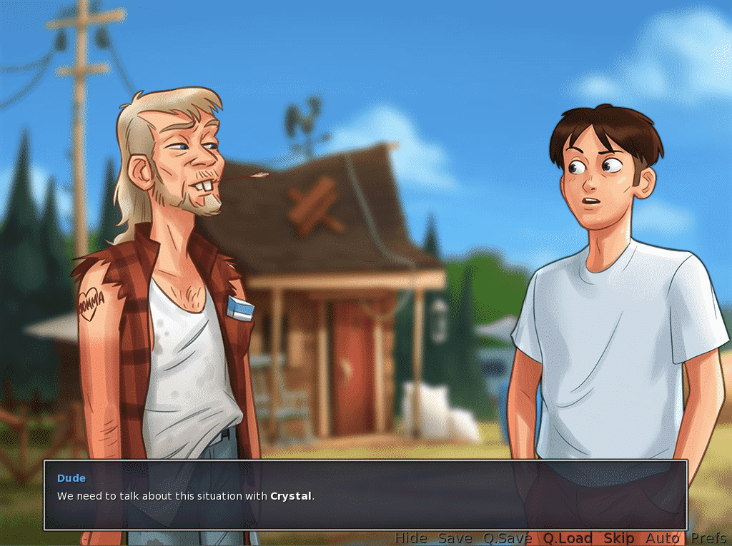 Summertime Saga Mod Download for Android