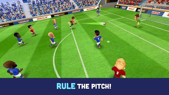 mini football mod apk (unlimited money and gems download)